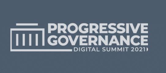 Logo des Progressive Governance Digital Summit