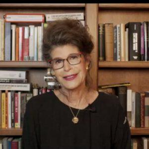 Screenshot of Shoshana Zuboff